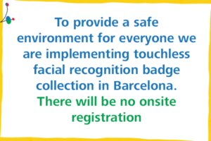 34th Annual Meeting - Facial recognition
