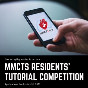 MMCTS residents tutorial competition