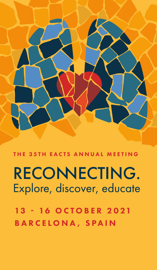 The 35th EACTS Annual Meeting turnsSpain's second cityinto the heartof thecardiothoracic worldin October