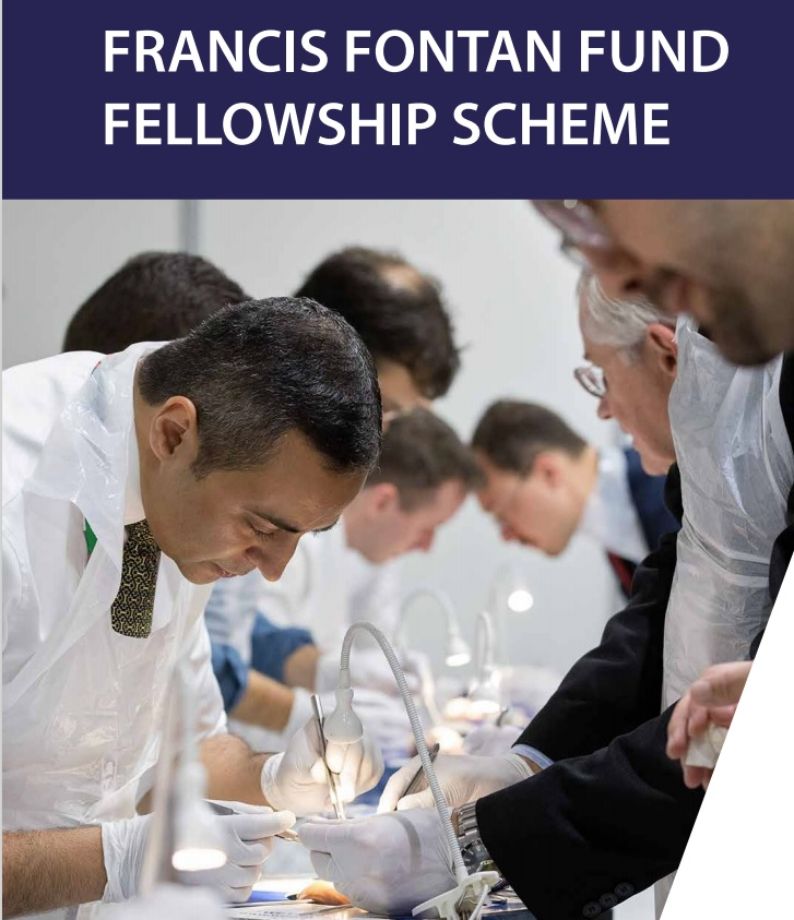 Francis Fontan Fund Fellowships: Open for Applications Now