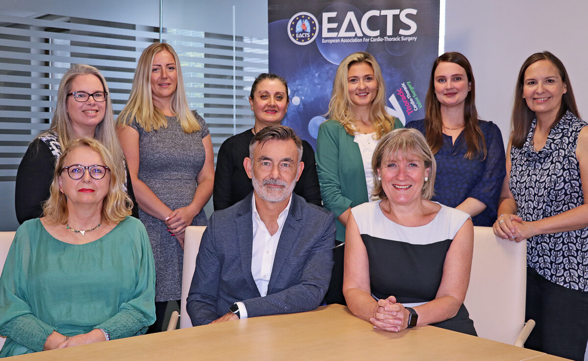 The new EACTS Chief Executive, in his own words