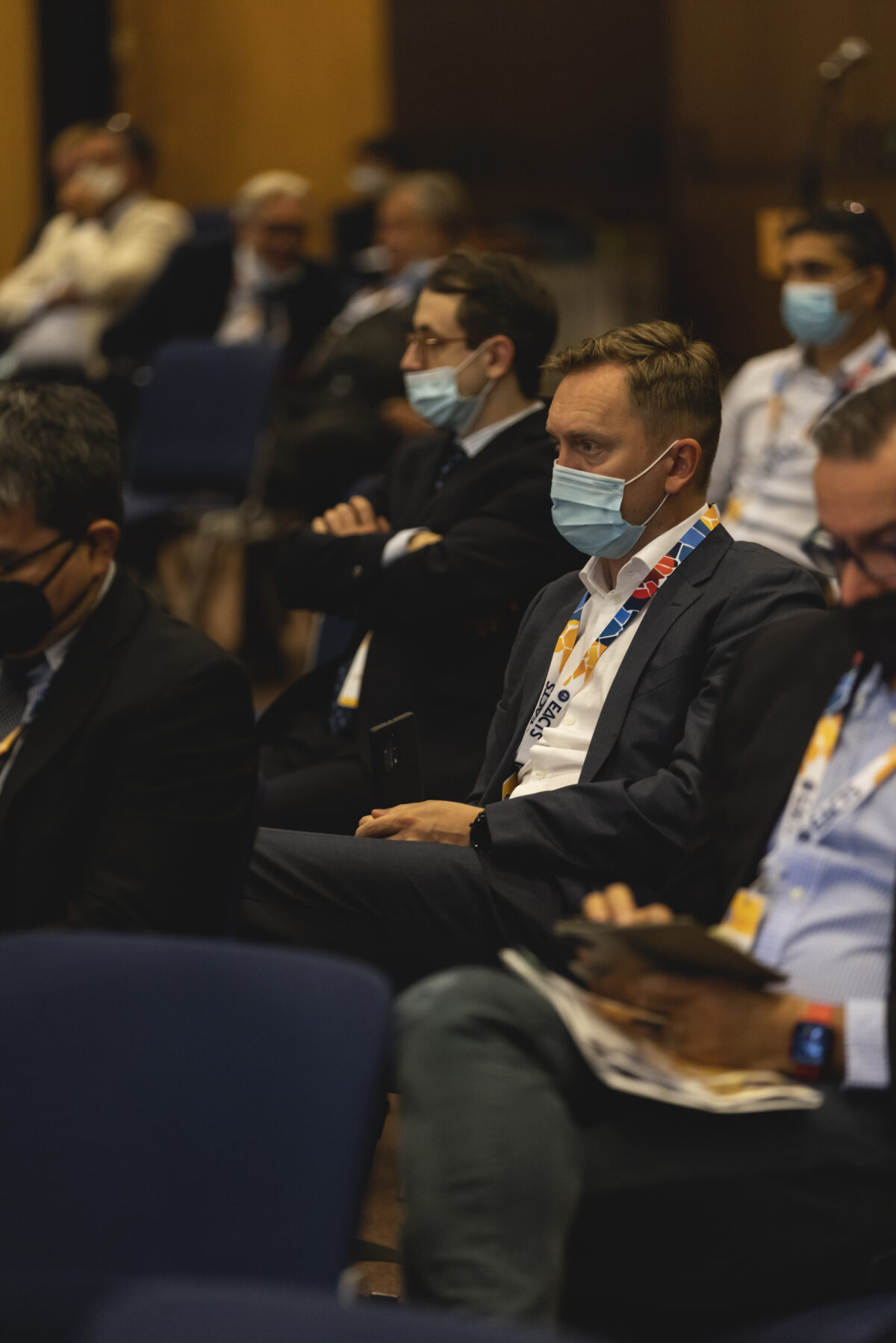 Thursday's gripping scientific programme at the 35th EACTS Annual Meeting